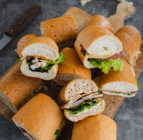 5 Finger Foods for Your Office Christmas Party