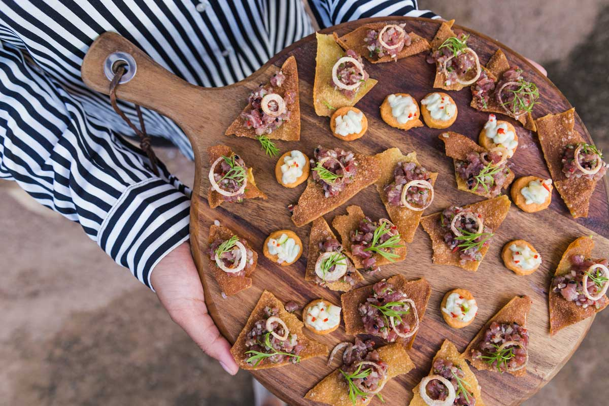 5 Finger Foods To Include At Your Next Party