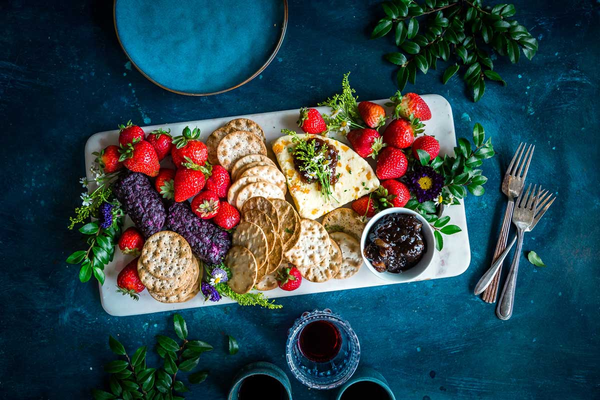 Simple Finger Food Catering Ideas